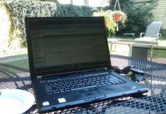 Make your patio a wifi hotspot