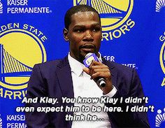 fyeahwarriors: Warriors introductory press conference for Kevin...