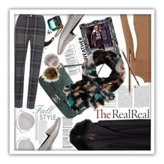 """""""Contest Entry - TheRealReal Fall Style"""" by ssennii ❤ liked on Polyvore featuring Whistles, Christian Dior, Chanel, Marc Jacobs, Nila Anthony, Gérard Darel, H&M and Zara"""