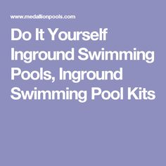 Cost of swimming pool installation prices inground above do it yourself inground swimming pools inground swimming pool kits solutioingenieria Choice Image