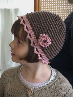 Milla Hat: free pattern