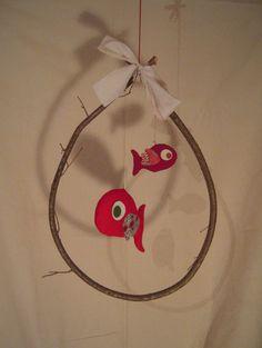 Les Mobiles poisson... - De l'utile à l'agréable...
