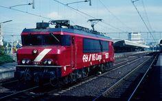 nederlandse spoorwegen Cargo 1637 Rotterdam Centraal 22-09-2000