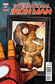 MARVEL COMICS (W) Brian Michael Bendis (A/CA) Alex Maleev • The mystery of Tony's real parents reveals some truths behind the history of the Marvel Universe that have been kept hidden for decades. • C