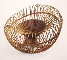 """Soleil"" Chair, 1958 / anine Abraham and Dirk Jan Rol"