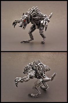 Big Bad Werewolf by Legohaulic, via Flickr
