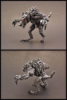 LEGO Big Bad Werewolf