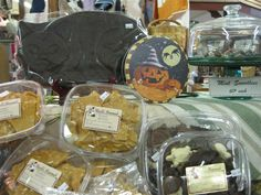 Dayton Farmers Market - Warfel's Sweet Shoppe