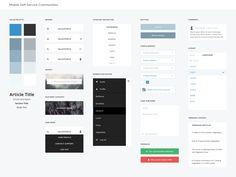 Dribbble - MSS-UI-Kit-Large.png by Patrick Wong