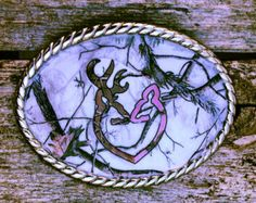 Just in time for Winter is this cute White RealTree camo belt buckle. Cowgirl Belts, Western Belt Buckles, Western Belts, Cowgirl Bling, Western Wear, Belt Buckles For Sale, Cowgirl Jewelry, Country Belts, Country Outfits