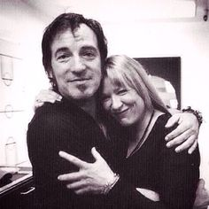 Bruce Springsteen and Soozie Tyrell