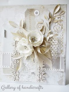Gallery of handicrafts: Pudełko XXL Beautiful Handmade Cards, Handicraft, Boxes, Crafts, Craft, Crates, Manualidades, Arts And Crafts, Box