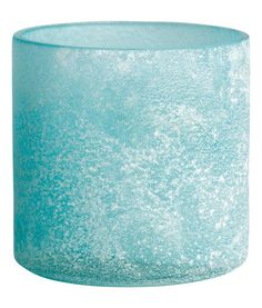 Glass tealight holder   Product Detail   H&M