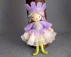 Princess Bendy Doll by Princess Nimble-Thimble on Etsy, Sold