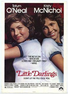 Little Darlings, pack de dos estrellas fugaces de la gran pantalla, la Mcnichol era la aliada en el equipo A