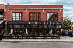 Chicago West Loop Restaurant   Brunch, Lunch, Dinner    Bar Siena