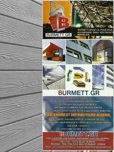 BURMETT.GR au service des professionnels du bâtiment et de l'architecture
