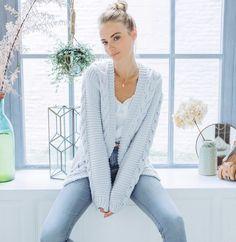 7 gilets oversize à tricoter pour l'hiver