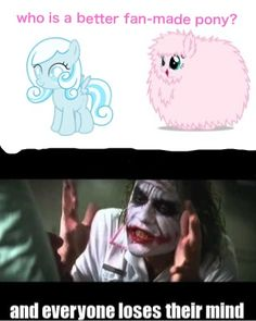 Q: who is the better fan-made pony? Snow drop of Fluffle puff?                                                     A: BOTH! :) <3 created by: Sparkle Puppy