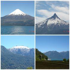 Cruce Andino - Lago de Todos los Santos, Chile