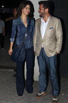 beren saat and her husband | Celebrities, Fashion, Mens tops