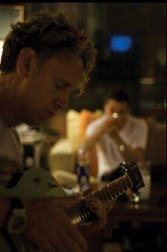 Depeche Mode in the studio - SOTU