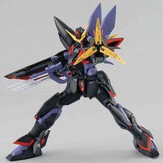 Gundam Seed MASTER GRADE : GAT-X207 Blitz Gundam