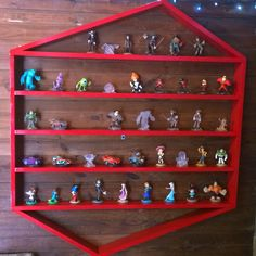 disney infinity storage shelf