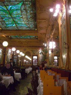 Brasserie Julien – 16 rue du Faubourg Saint-Denis, Paris Xe | by Yvette G.