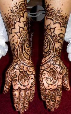 Tatuagens Mehndi - Indian Mehndi