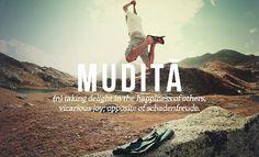 mudita [Sanskrit]