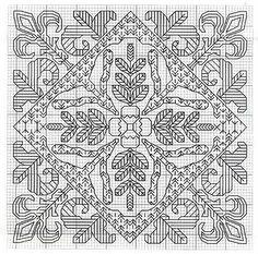 aaadelayda.gallery.ru, gorgeous blackwork pattern...Gallery.ru / Фото #120 - MONOCOLOR - aaadelayda