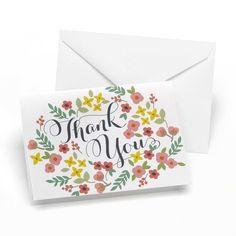 34993cc71c5add Décor   Window. Thank You Note CardsWedding ...