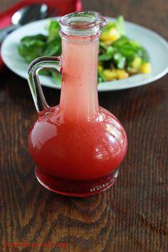Raspberry Zinger Vinaigrette Salad 3