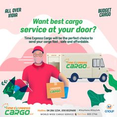 Cargo Services, Transportation, Container, Delivery, Free
