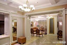 Вестибюль в классическом стиле: интерьер, эклектика, open space, салон красоты, спа, парикмахерская, 50 - 80 м2 #interiordesign #eclectic #openspace #beautysalon #spa #hairsalon #50_80m2 arXip.com