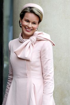 20 JANUARY 2015    Queen Mathilde celebrates her 42nd birthday on 20 January.