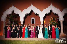 Mexican hacienda weddings