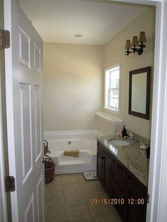 Americas Home Place | Bathtub and Counter