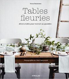 Amazon.fr - Tables fleuries - Nessa Buonomo - Livres