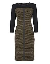 Gerry Weber Ripple Jacquard Dress G&O £140