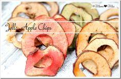 Jello Apple Chips {mama♥miss} ©2012