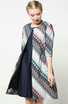 5 Model Busana Terbaru untuk Menghadiri Resepsi Pernikahan - Glowlicious.Me  - Beauty Blogger Indonesia · Batik ... 5c8d3aa5e6