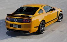 2013 Ford Mustang Boss 302 HD