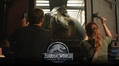 Jurassic World: Fallen Kingdom - Trailer Thursday (Awesome) (HD) Jurassic Park Film, Jurassic World Fallen Kingdom, Jurassic Park World, Jurassic Movies, Recent Movies, Latest Movies, Chris Pratt, Sci Fi Movies, Good Movies