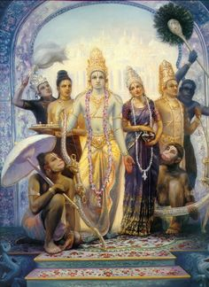 (This blog has been written with the assumption that the reader knows the story of Ramayana and various vedic terminologies.)            T...