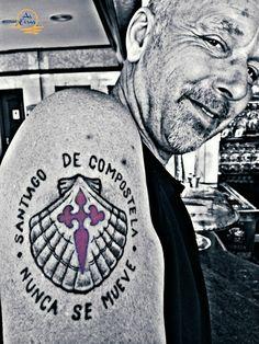 #caminodesantiago #tattoo  #theway  #skin #AsEirasLires wwe.hotelcostadamorte.es
