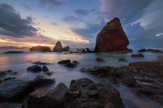 Sunset Papuma - www.balitravelphotography.com instagram : hendrisuhandi