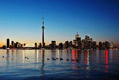 Toronto, Canada by Nathan Bergeron Photography