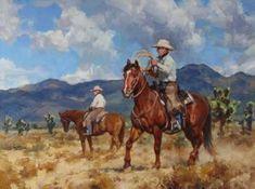 """""""Baldy Mountain Cowboys"""" ~ Jason Rich"""